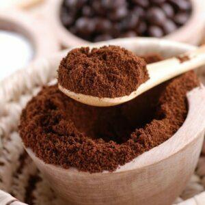 taze çekilmiş türk kahvesi